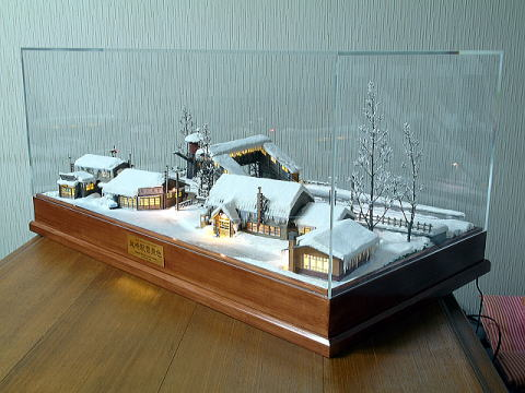 Yutaka Nakai Yutaatelier 090518 Ho 16 5mm Gauge Diorama